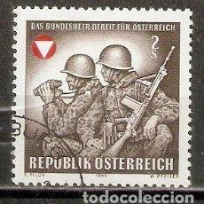 Sellos: AUSTRIA. 1969. YT 1123. Lote 269842293