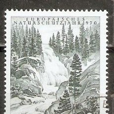 Sellos: AUSTRIA. 1970. YT 1154. Lote 269842528