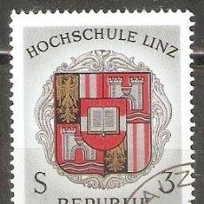 Sellos: AUSTRIA. 1966. YT 1065. Lote 269842718