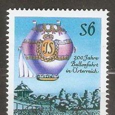 Sellos: AUSTRIA. 1984. YT 1614. Lote 269842938