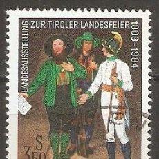 Sellos: AUSTRIA. 1984. YT 1606. Lote 269843033