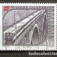 Sellos: AUSTRIA. 1984. YT 1616. Lote 269843138