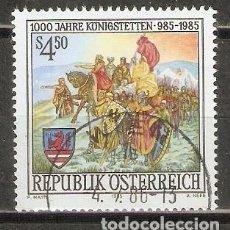 Sellos: AUSTRIA. 1985. YT 1654. Lote 269843663