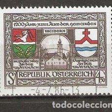 Sellos: AUSTRIA. 1985. YT 1653. Lote 269843738