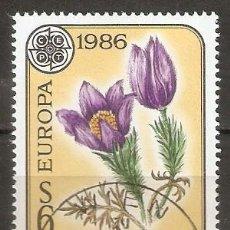 Sellos: AUSTRIA. 1986. YT 1676. Lote 269843813