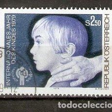 Sellos: AUSTRIA. 1979. YT 1426. Lote 269843863