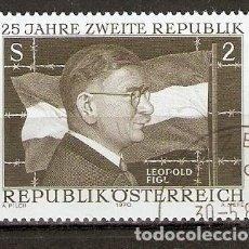 Sellos: AUSTRIA. 1970. YT 1152. Lote 269843923