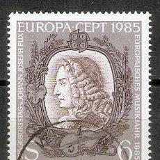 Sellos: AUSTRIA. 1985. YT 1640. Lote 269844238