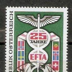 Sellos: AUSTRIA. 1985. YT 1641. Lote 269844268
