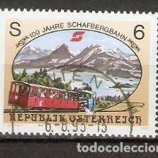 Sellos: AUSTRIA. 1993. YT 1933. Lote 269844428