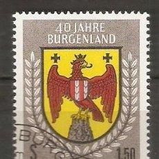 Sellos: AUSTRIA. 1961. YT 938. Lote 269845168