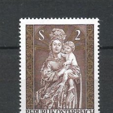 Sellos: AUSTRIA 1974 ** SERIE COMPLETA - 4/57. Lote 278553413