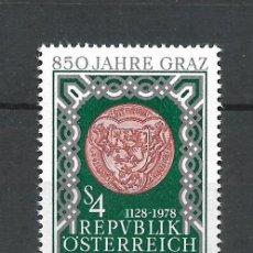 Sellos: AUSTRIA 1978 ** SERIE COMPLETA - 4/58. Lote 278562773