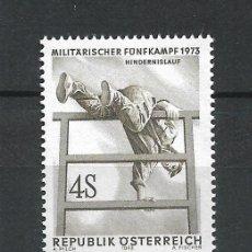 Sellos: AUSTRIA 1973 ** SERIE COMPLETA - 4/58. Lote 278563213