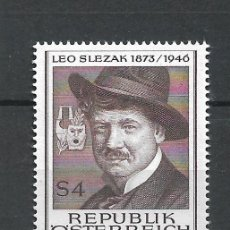 Sellos: AUSTRIA 1973 ** SERIE COMPLETA - 4/58. Lote 278563358
