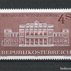 Sellos: AUSTRIA 1971 ** SERIE COMPLETA - 4/58. Lote 278563883