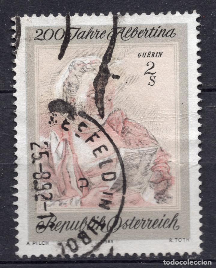 AUSTRIA, 1969 , MICHEL 1313 (Sellos - Extranjero - Europa - Austria)