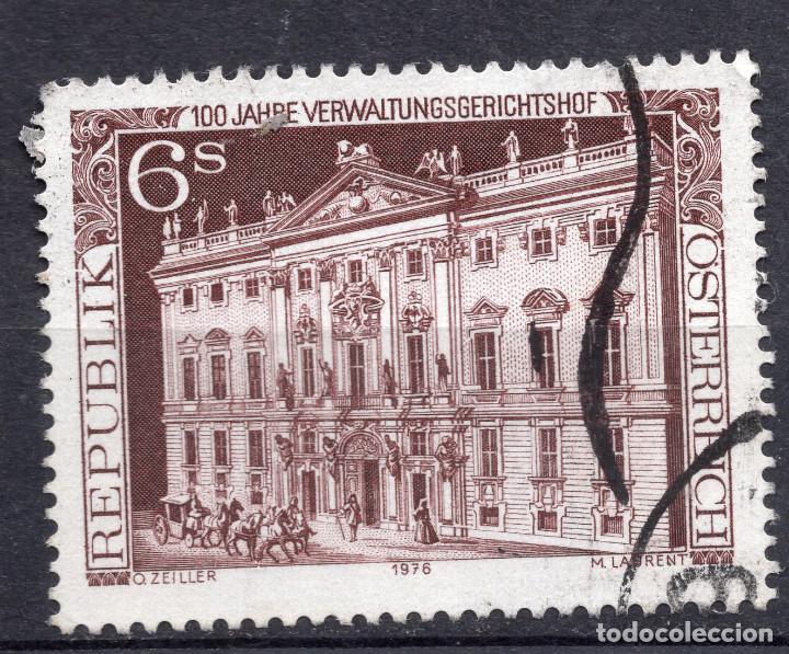 AUSTRIA, 1976 , MICHEL 1521 (Sellos - Extranjero - Europa - Austria)