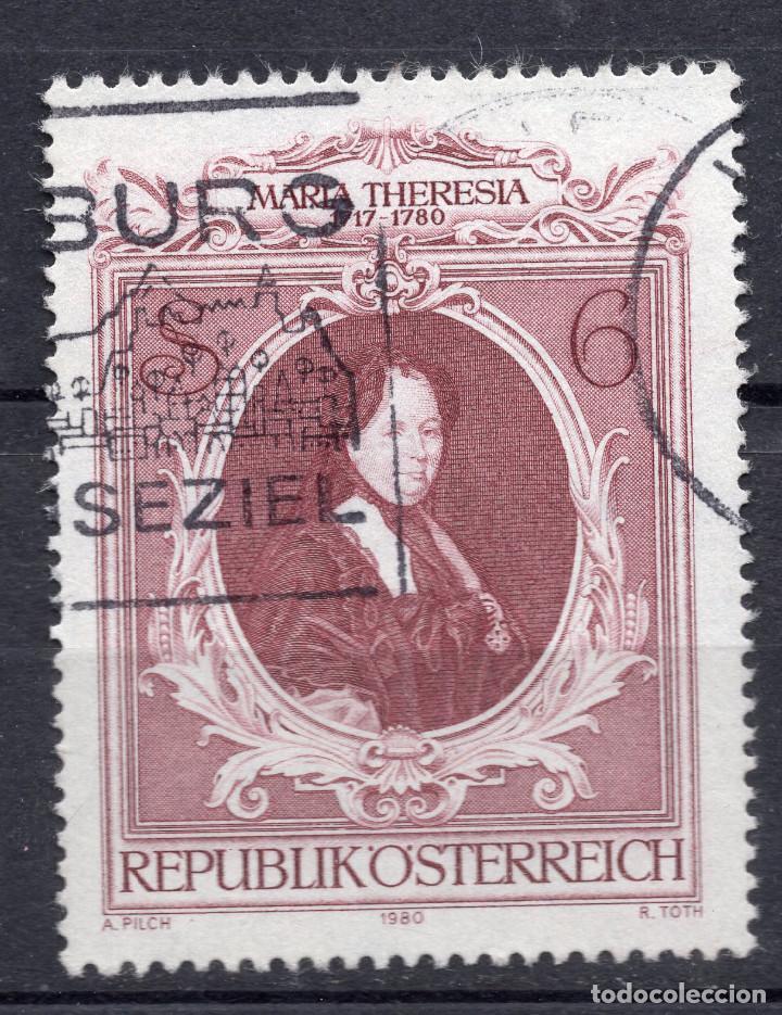AUSTRIA, 1980 , MICHEL 1640 (Sellos - Extranjero - Europa - Austria)
