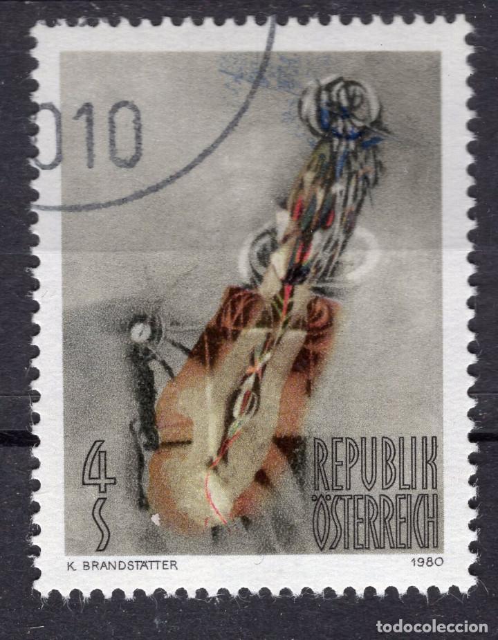 AUSTRIA, 1980 , MICHEL 1655 (Sellos - Extranjero - Europa - Austria)