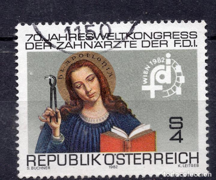 AUSTRIA, 1982 , MICHEL 1721 (Sellos - Extranjero - Europa - Austria)