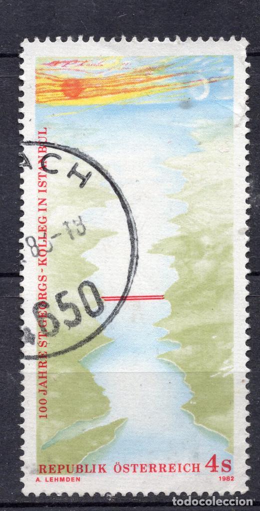 AUSTRIA, 1982 , MICHEL 1725 (Sellos - Extranjero - Europa - Austria)