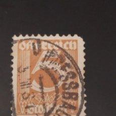 Sellos: ## AUSTRIA OFTERREICH USADO 1925 5 GROSCHEN ##. Lote 287802193