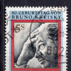 Sellos: AUSTRIA, 1991 , MICHEL 2015. Lote 287860578