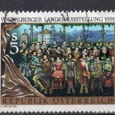 Sellos: AUSTRIA, 1991 , MICHEL 2027. Lote 287860783