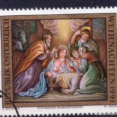 Sellos: AUSTRIA, 1991 , MICHEL 2046. Lote 287861158