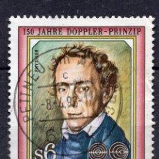 Sellos: AUSTRIA, 1992 , MICHEL 2057. Lote 287862028