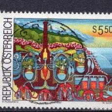 Sellos: AUSTRIA, 1992 , MICHEL 2077. Lote 287862398