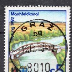 Sellos: AUSTRIA, 1992 , MICHEL 2078. Lote 287862523