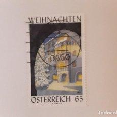 Sellos: AÑO 2010 AUSTRIA SELLO USADO. Lote 287998228