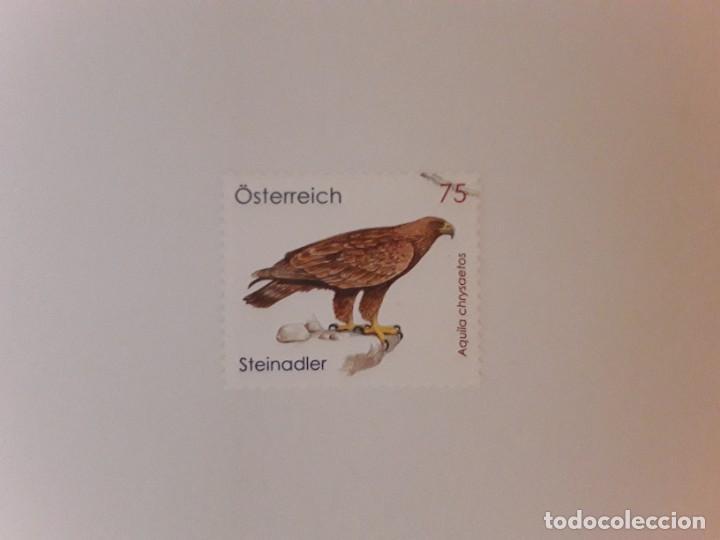 AÑO 2010 AUSTRIA SELLO USADO (Sellos - Extranjero - Europa - Austria)