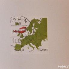 Sellos: AÑO 2012 AUSTRIA SELLO USADO. Lote 287998398