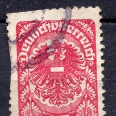 Sellos: AUSTRIA, 1919 , MICHEL 259X. Lote 288005183