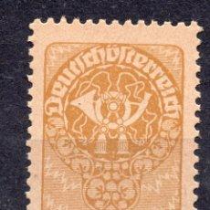 Sellos: AUSTRIA, 1920 , MICHEL 262X. Lote 288005548