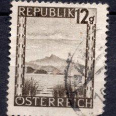 Sellos: AUSTRIA, 1945 , MICHEL 747. Lote 288018068