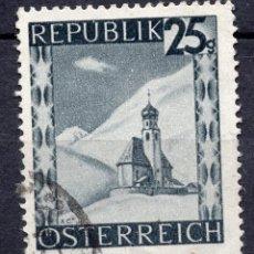 Sellos: AUSTRIA, 1945 , MICHEL 752. Lote 288018113