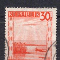 Sellos: AUSTRIA, 1945 , MICHEL 753. Lote 288018133