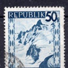 Sellos: AUSTRIA, 1945 , MICHEL 760. Lote 288018198