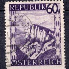 Sellos: AUSTRIA, 1945 , MICHEL 762. Lote 288018253