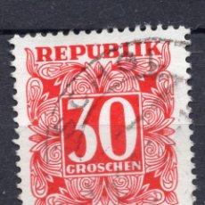 Sellos: AUSTRIA, 1949 , MICHEL P239. Lote 288018873