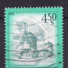 Sellos: AUSTRIA, 1976 , MICHEL 1519. Lote 288022678