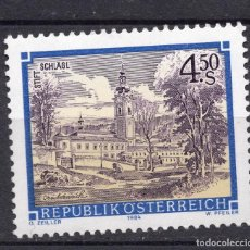 Sellos: AUSTRIA, 1984 , MICHEL 1776. Lote 288025368