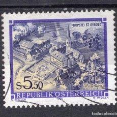 Sellos: AUSTRIA, 1986 , MICHEL 1859. Lote 288025578