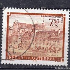Sellos: AUSTRIA, 1986 , MICHEL 1863. Lote 288025643