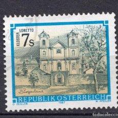 Sellos: AUSTRIA, 1987 , MICHEL 1894. Lote 288025758