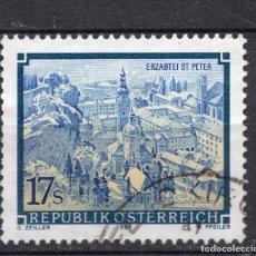 Sellos: AUSTRIA, 1989 , MICHEL 1963. Lote 288025968